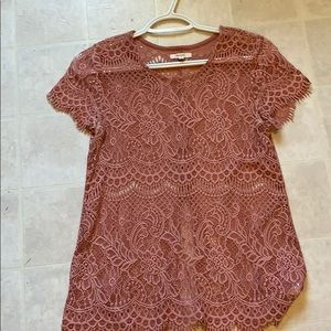 Maurices top size small